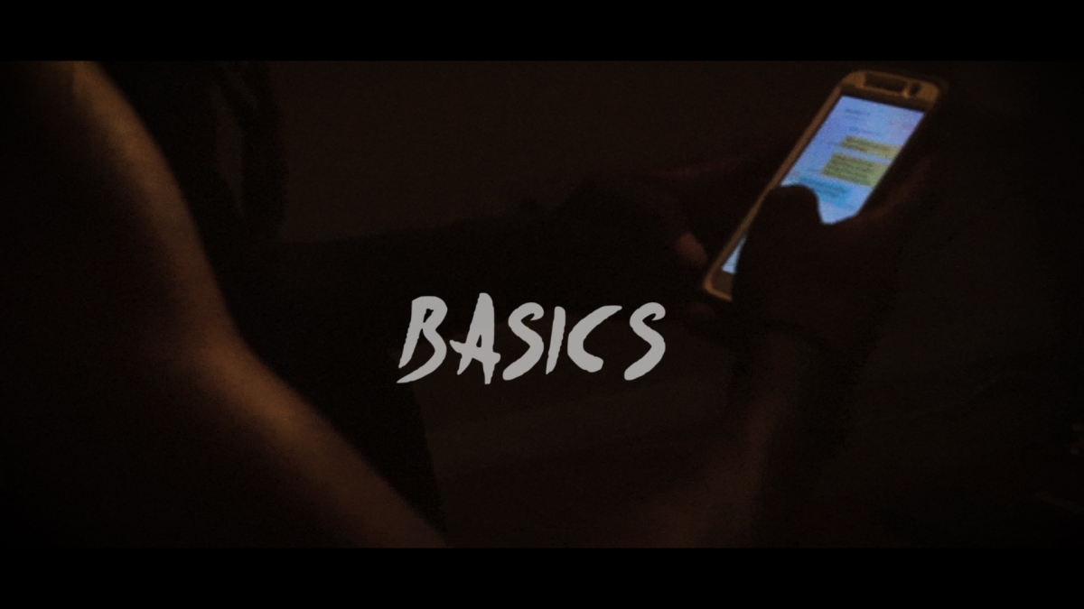 Joel Venom - Basics [Music Video]