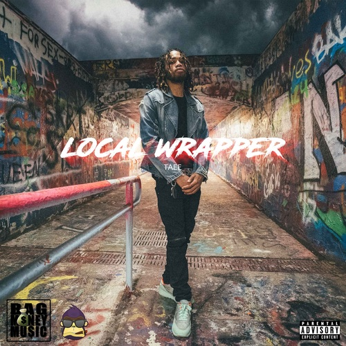 "Up And Coming NC Artist Taee Releases New Mixtape ""Local Wrapper"""