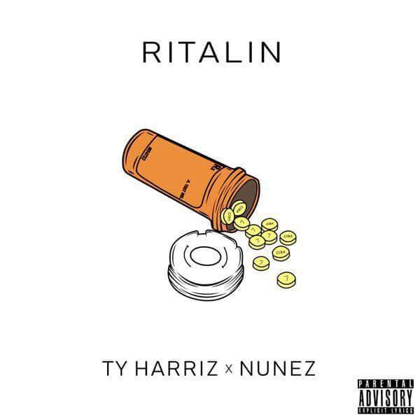"Ty Harriz & Nunez Will Definitely Have You Focused With New Single ""Ritalin""!"