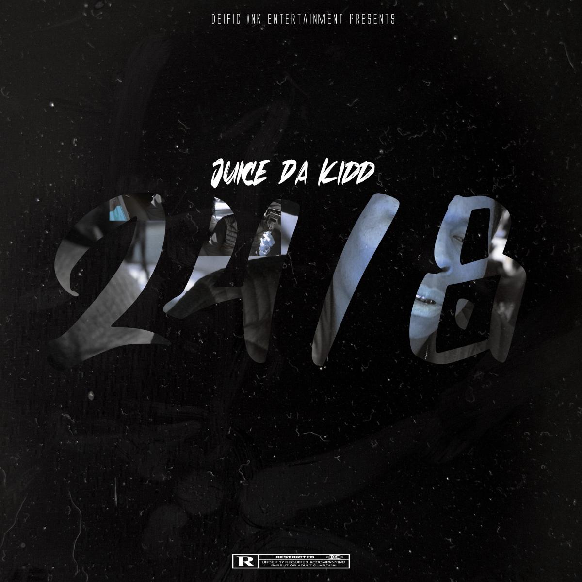Juice Da Kidd – 24/8[Mixtape]
